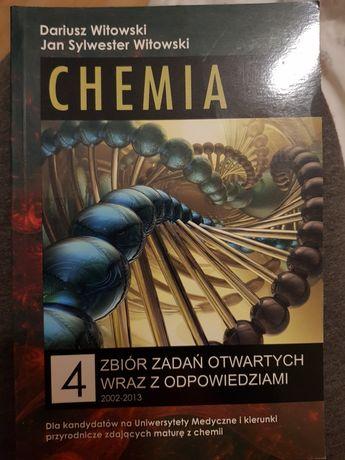 Chemia Witowski 4 arkusze egzaminacyjne