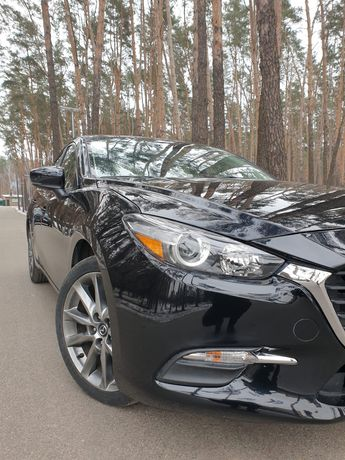 Mazda 3 Touring 2018