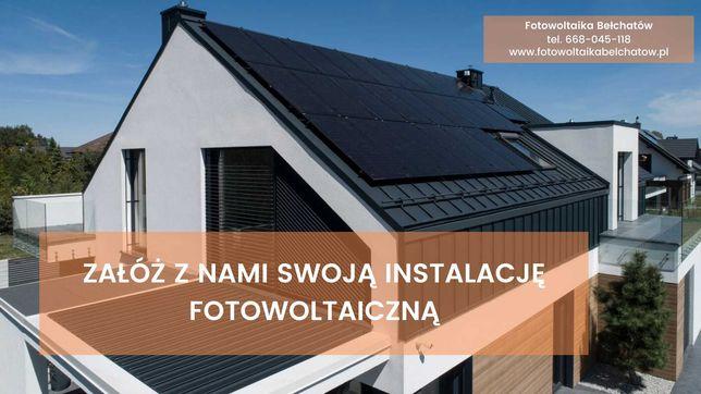FOTOWOLTAIKA Instalacje fotowoltaiczne Bełchatów