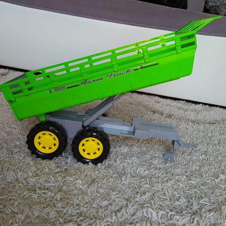 Przyczepa wywrotka do traktora
