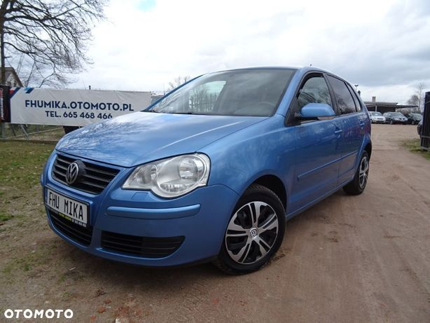 Volkswagen Polo 1.9tdi klima,5drzwi,4 el szyby opłacony świeżo zarejestrowany