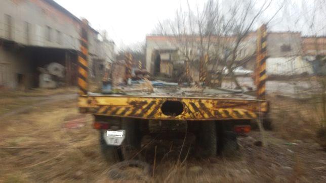 Напівпричіп панелевіз для перевезення плит 3 метр опори розсувніL 12 м