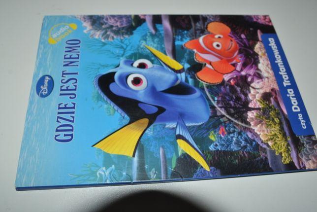 Gdzie jest Nemo audiobook