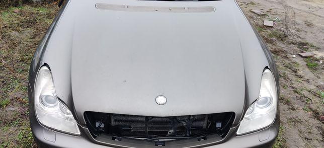 Maska Mercedes w219 cls