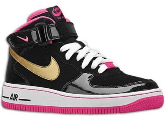 Новые оригинал Nike air force 1 mid '07 puma Jordan adidas