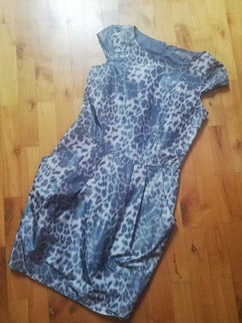 Sukienka w panterke