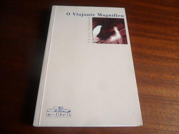"""""""O Viagante Magnífico"""" de Yves Simon"""
