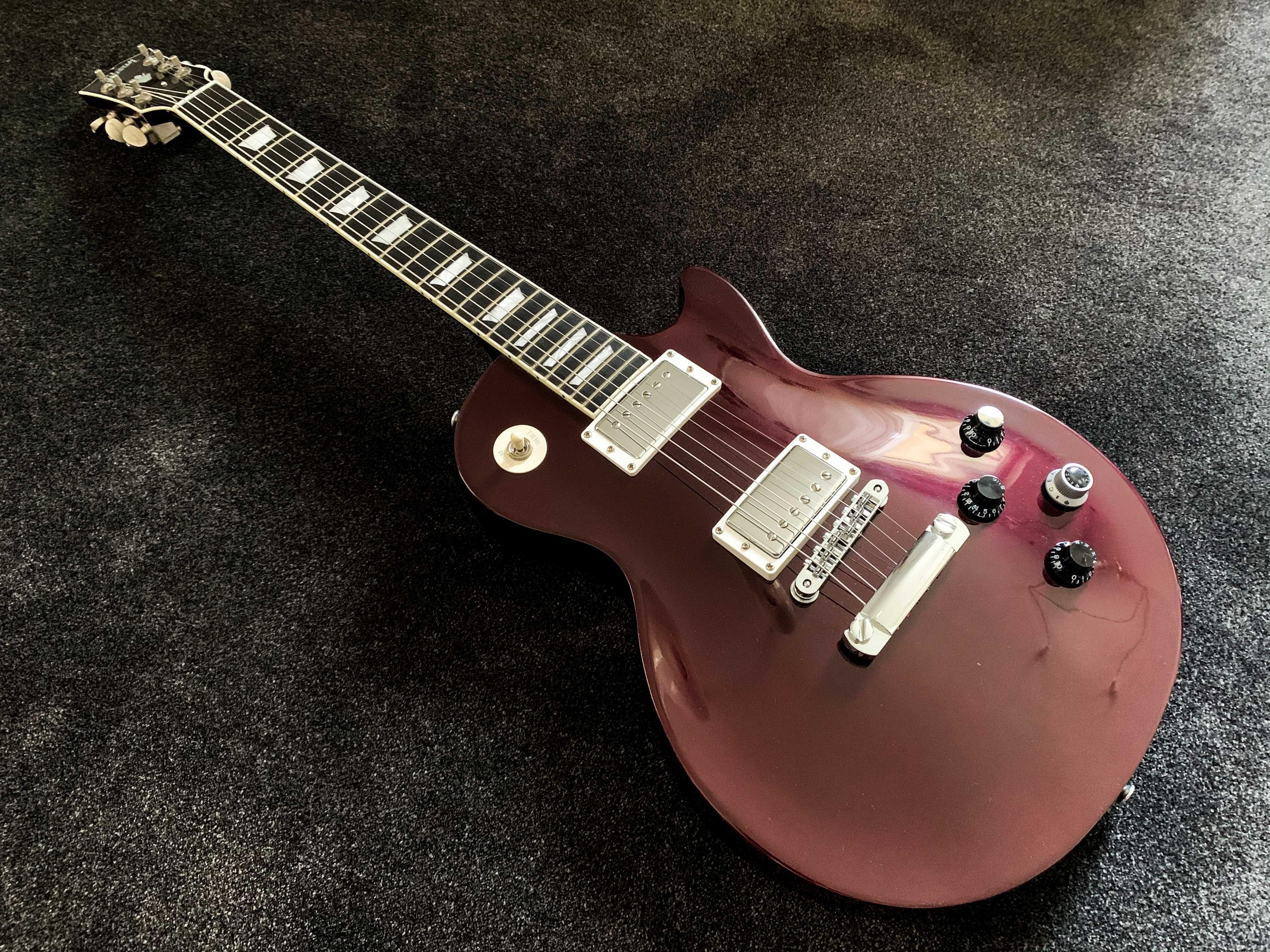 Gibson Les Paul Studio Limited Robot 2008 Purple Metallic
