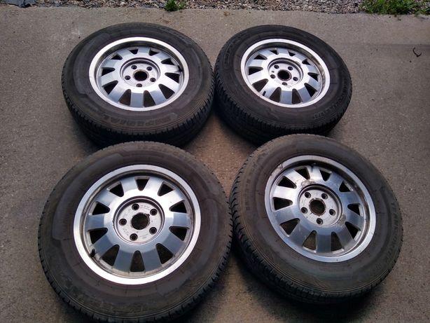 Felgi VW T4  195/70/15C 8,1mm