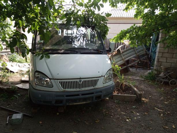 Газель Дуэт, рама , колесные диски, двери , двигатель 405