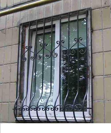 Решётки на окна,тамбуры,бронированные двери