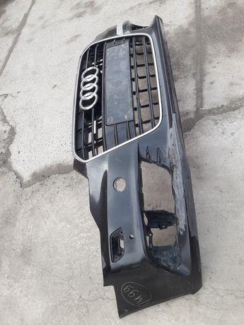 Audi A6C7 S-line 2014-. 4G0807437. Бампер передній. (1499)