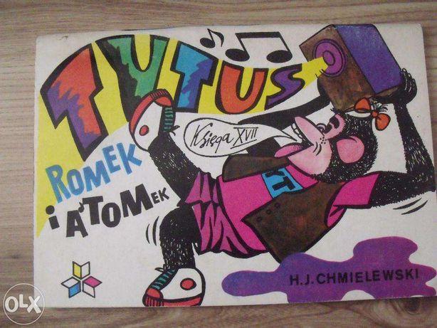 Tytus Romek i Atomek księga XVII rok 1985 wyd I