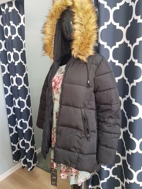 Płaszcz damski r xl