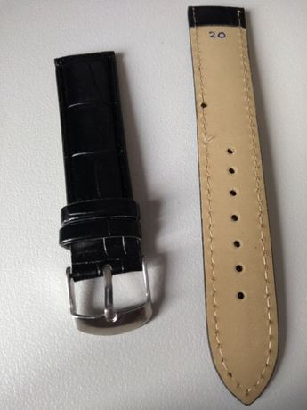 Nowy pasek do zegarka 20mm