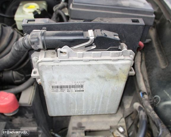 Centralina para Land Rover Freelander 2.0 di (2000) Bosch 0281010113 MSB101071