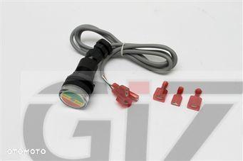 Wskaźnik poziomu naładowania akumulatorów w elektrycznych maszynach Genie 48V