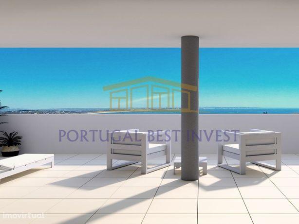 T3 com vista mar em condomínio de luxo perto do centro - ...