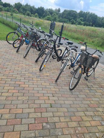 Rowery używane z Niemiec