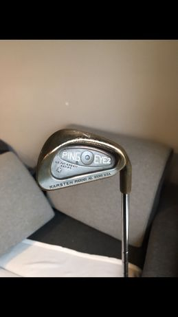 Kij golfowy z 1983/ Ping Eye 2 Plus Beryllium Copper, Black Dot,7 iron