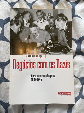 Livro Negócios com oa Nazis