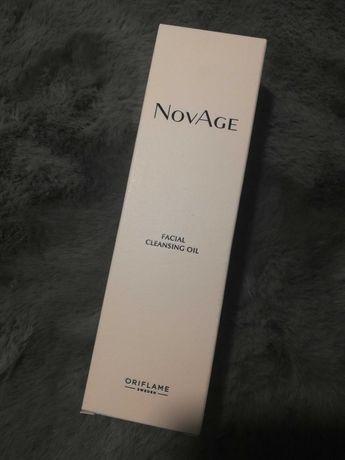 Oczyszczający olejek do twarzy NovAge Oriflame! Do każdego typu cery!