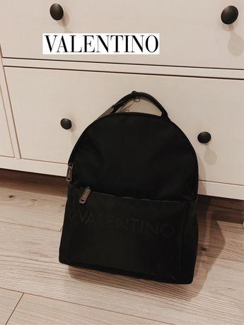 Czarny plecak Valentino