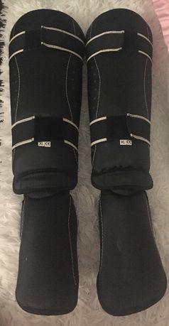 Ochraniacze na piszczele i stopy MMA Shogun XL