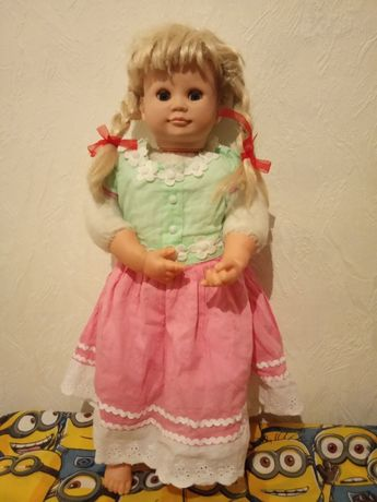 кукла Катерина говорящая в рабочем состоянии