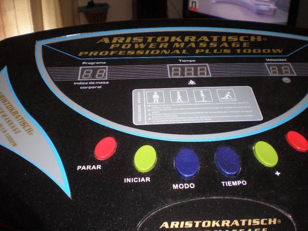 plataforma vibratoria Quimera 1200