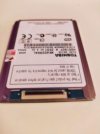 Dysk ZIF Toshiba 60GB