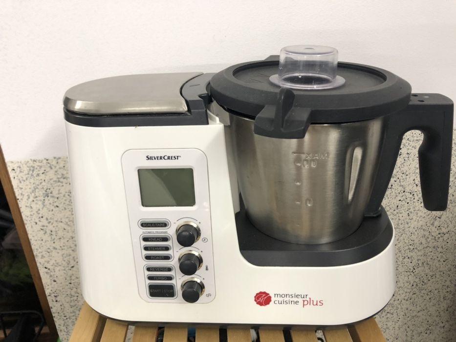 Wielofunkcyjny robot kuchenny SilverCrest Monsieur Cuisine Plus Lutkówka-Kolonia - image 1