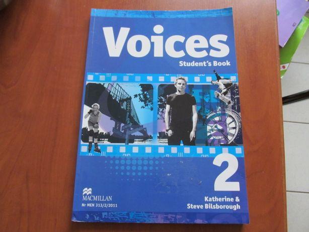 Voices 2 podręcznik + ćwiczenia