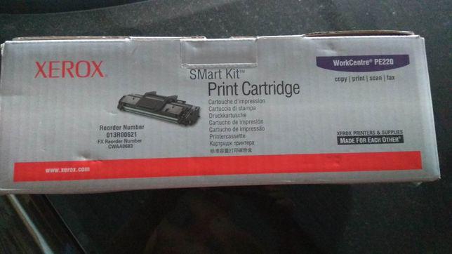 Картридж Xerox pe 220 оригинал