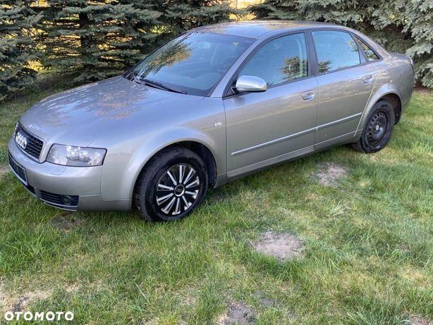 Audi A4 B6 Drzwi Lewe Tył