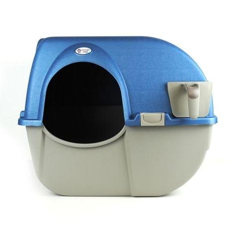 OFERTA envio ! casa de banho para Gato Automática Roll N'Clean Grande