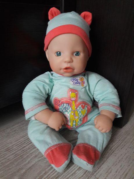 Кукла интерактивная Baby Born Chou-Chou Оригинал
