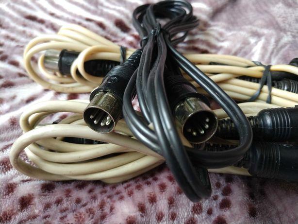 Шнур, кабель советский для магнитофона, эквалайзера СССР