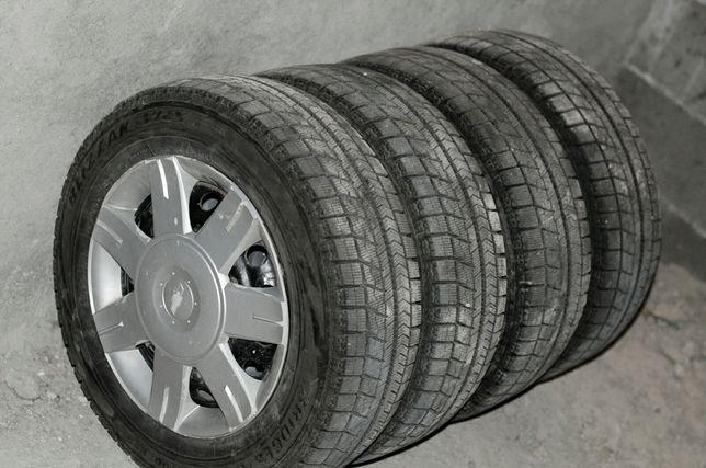 Шини Bridgestone Blizzak VRX 185/65 R14 86S (Японія)