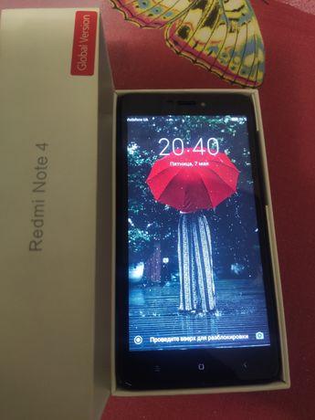 Xiaomi redmi note 4x 4/64 gb
