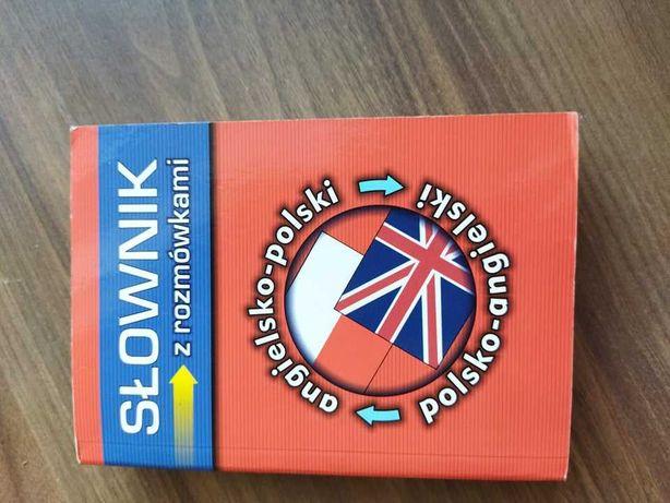 książeczka używana słownik polsko angielski mini