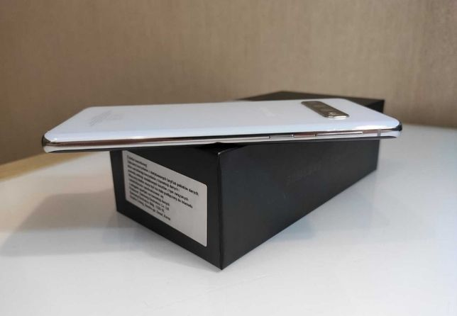 Samsung S10 ! Zamiana na iPhone X !