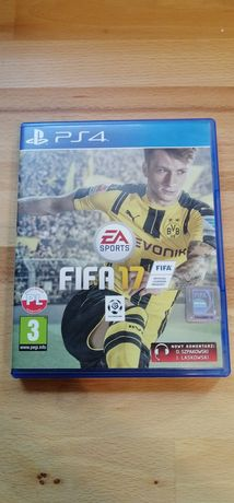 Gra Fifa 17 PS 4