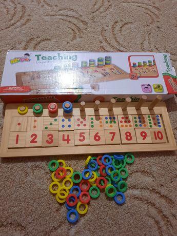 Развивающая игрушка Математика монтесори