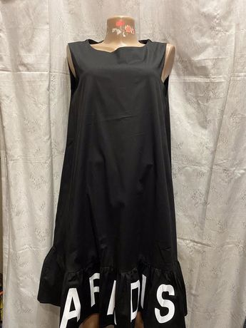 Платье , черное, хит сезона