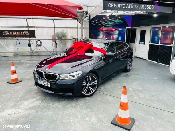 BMW 630 D GT Pack M