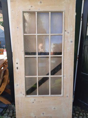 Drzwi drewniane 100
