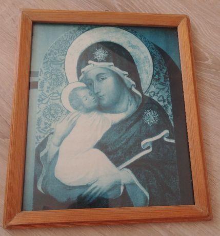 obraz Matka Boska z Dzieciątkiem