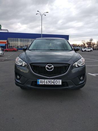 Продам Mazda CX5 2015год автомат