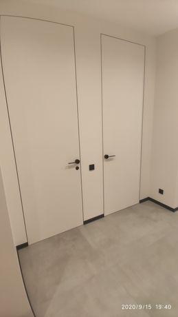 Двери межкомнатные скрытого монтажа. Производитель.